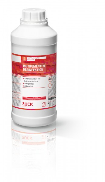 RUCK® Instrumentendesinfektion, 2000 ml