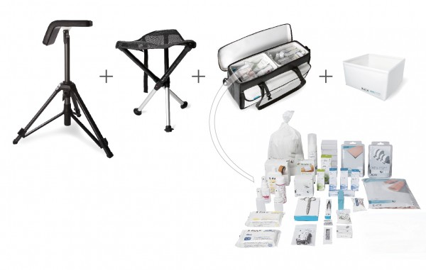 RUCK® MOBIL SYSTEM Arbeitseinheit M-Set ALL IN ONE